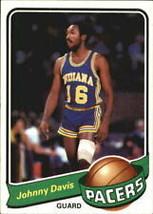 #92 Johnny Davis 1979-80 Topps Basketball - $1.75