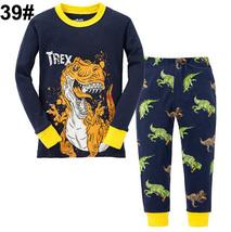 Baby Kids Toddlers Child Cartoon Pajamas Sleepwear Nightwear Cloth Set P... - $25.50