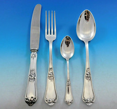 Bruckmann & Sohne German Sterling Silver Flatware Set Service 24 pieces ... - $1,195.00