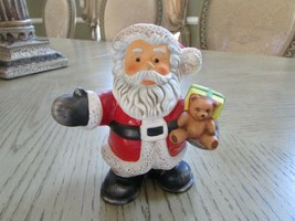 """Goebel Figurine Weihnacht #13-927 Santa Claus 5"""" Tall Rare Find With Sticker - $19.75"""