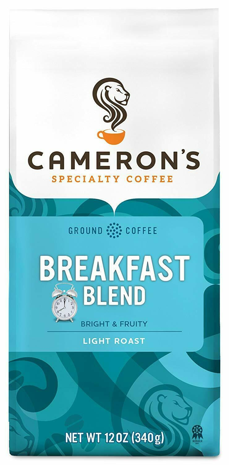 Primary image for CAMERON'S GROUND BREAKFAST BLEND