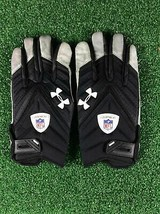 Team Issued Under Armour NFL Equipment Combat II 4xl Football Gloves - $19.99