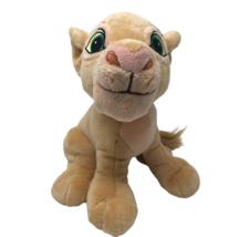 Vintage Walt Disney The Lion King SIMBA PLUSH 7 inch Tall Stuffed Animal... - $15.95