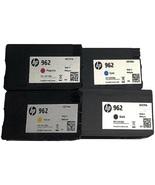 HP 962  Black Cyan Magenta Yellow Original Ink Cartridges  4-pack, 3YQ25AN - $88.99
