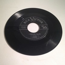 VINTAGE 45 RPM RECORD LOU MONTE DARKTOWN STRUTTERS BALL, I KNOW HOW YOU ... - $13.61