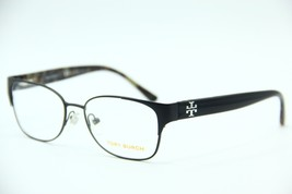 New Tory Burch Ty 1051 3079 Black Eyeglasses Authentic Frame Rx TY1051 52-16 - $63.58