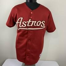 Vintage Houston Astros Jersey Roger Clemens #22 MLB Baseball Sewn Men's ... - $59.99