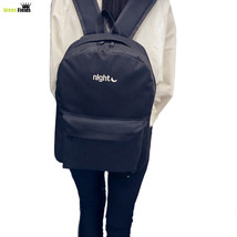 Backpack Fashion Canvas Silt Pocket - $29.99