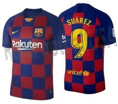 Nike Luis Suarez Fc Barcelona Home Jersey 2019/20 - $135.00