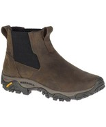 Merrell Mens Moab Adventure J88453 Hiking Shoes Brun Brown UK 7 - $119.87