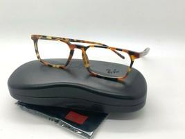 New Ray-Ban Optical Rb 5372 5880 Light Tortoise Eyeglasses Frame 54-18-145MM - $77.57