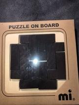 "Puzzle On Board Brain Teasers Interlocking ""L"" Puzzle - $9.90"