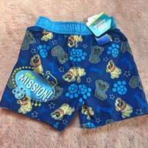 Puppy Dog Pals Swim Trunks 2T 3T Bingo And Rolly Boys Swimsuit - $15.99