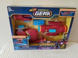 Marvel Avengers: Infinity War NERF Iron Man Assembler Gear Toy - $29.99