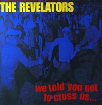 The Revelators - We told you not to cross us (Album Cover Art) - Framed ... - $51.00
