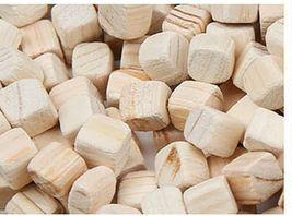 Begozani Pigment Bed Neck Pillow Cypress Hinoki Wood Cube Secondary Hard Pillow image 7