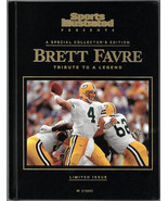 Sports Illustrated Presents: Brett Favre Tribute To A Legend (A Special ... - $27.95