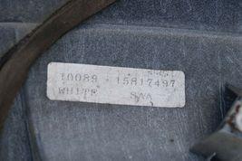 Saab 9-7x 97x Tail Gate Trunk Lid Backup License Panel Lights Garnish image 9