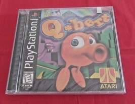 Qbert (Sony PlayStation 1, 1999) Brand New Factory Sealed Black Label - $35.26
