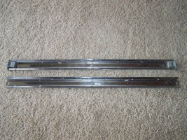 5304452593 FRIGIDAIRE DISHWASHER RAILS (SET OF 2) - $50.00