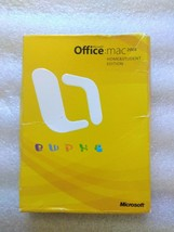 Microsoft Office for Mac 2008 Home and Student Edition *3 USER* Fast Shi... - $27.54