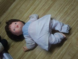 Vintage Fisher Price baby doll - $23.74
