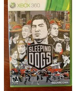 Sleeping Dogs (Microsoft Xbox 360, 2012) - US Version - $13.01