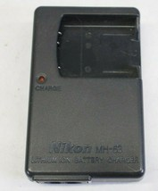 Nikon MH-63 Lithium Ion Battery Charger for Nikon Camera Batteries - $9.99
