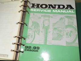 1992 1993 1994 Honda CR500R Service Shop Repair Manual [Paperback] [Jan ... - $18.76