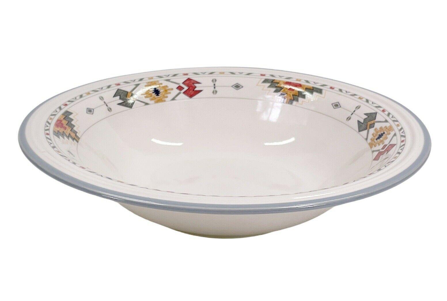"""Vtg. Studio Nova """"TiIMBERLINE"""" 9"""" Vegetable Serving Bowl Discontinued Pattern - $11.75"""