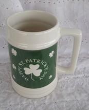 TB Toy Trading Co Happy St Saint Patrick's Day 46 Oz Beer Stein Patricks... - $14.99