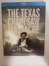 The Texas Chain Saw Massacre: 40th Anniversary [Blu-ray] image 1
