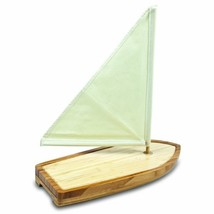 TOSCANA - a Picnic Time Brand Bamboo Sailboat Cheese Board and Tool Set - $84.24
