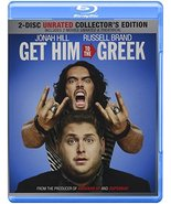 Get Him to the Greek (Unrated) [Blu-ray + DVD] (2008) - $3.95