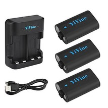 YiVine Rechargeable Battery for Xbox One/Xbox One S Wireless Controller,... - $25.85