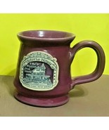 DENEEN POTTERY MUG-  VICTORIA HOUSE, SPRING LAKE, NEW JERSEY - $14.95