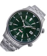 ORIENT WEEKLY AUTO KING DIVER RA-AA0D03E automatic men's watch green dia... - $285.00