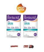 Vitabiotics Perfectil Plus Skin * skin, hair & nails* 4x28 tablets - 112... - $54.90