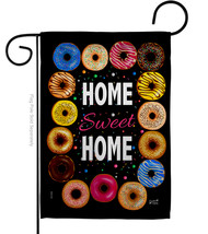 Home Sweet - Impressions Decorative Garden Flag G135311-BO - $19.97