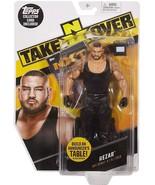 "☆ NEW 2017 MATTEL WWE NXT TAKE OVER REZAR 6"" ACTION FIGURE BUILD ANNOUNC... - $27.90"