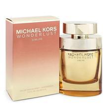 Michael Kors Wonderlust Sublime by Michael Kors Eau De Parfum Spray 3.4 oz (Wome - $169.90