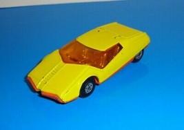 Matchbox Lesney SuperFast 1 Loose Vehicle No. 33 Datsun 126X Yellow  - $7.00