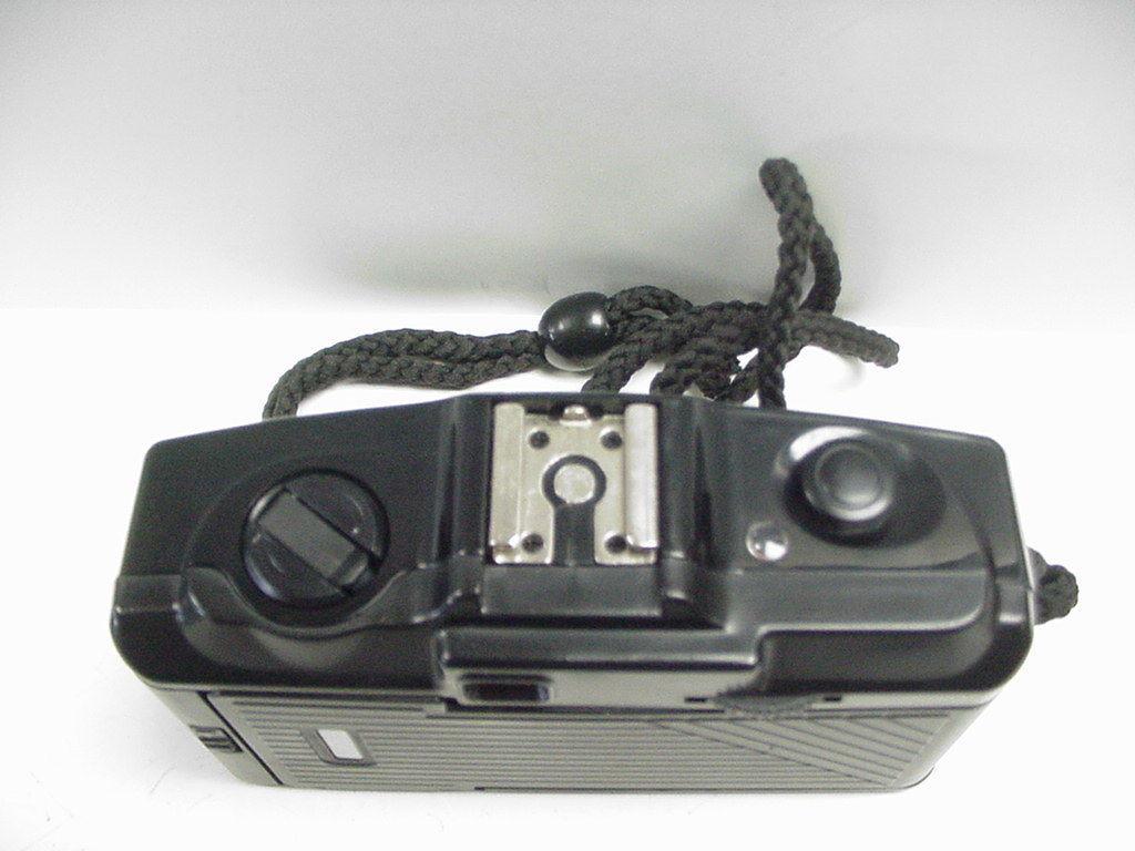 Ikon Fun Camera 35mm Camera w/35mm Optical Lens