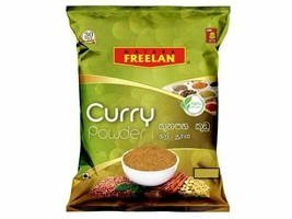 Freelan Unroasted Curry Powder 100% Natural & Premium Quality Ceylon Org... - $7.87+