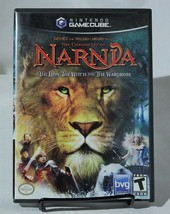 Narnia The Lion The Witch And The Wardrobe Nintendo Gamecube Complete CIB - $17.41