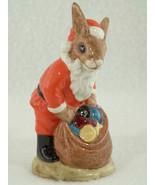 Authentic Royal Doulton 1981 BUNNYKINS Happy Christmas~DB17~MINT~Perfect - $44.99