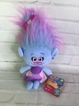 Hasbro DreamWorks Trolls Chenille Troll Twin Hug 'N Plush Stuffed Doll T... - $39.59