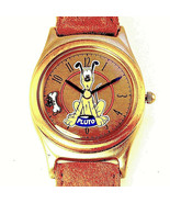 Pluto Disney Store New Unworn Rotating Bone On The Seconds Disk Fossil W... - $74.10