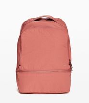 LULULEMON NWT CITY ADVENTURER BACKPACK 17L BAG ~RUSTIC CORAL~FREE SHIP - $189.99