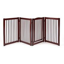 Primetime Petz 360 Configurable Dog Gate with Door – Indoor Freestanding... - $147.89